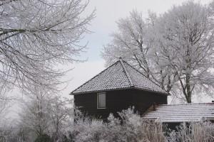 Hooghuis sneeuw
