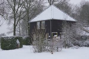 hooghuis vakantie huisje DSF2893