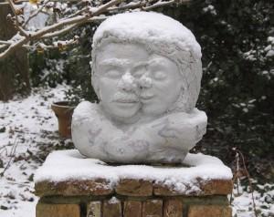 sneeuwbeeld